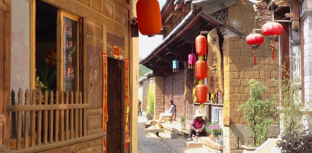 Shaxi / Chine ... mon coup de coeur