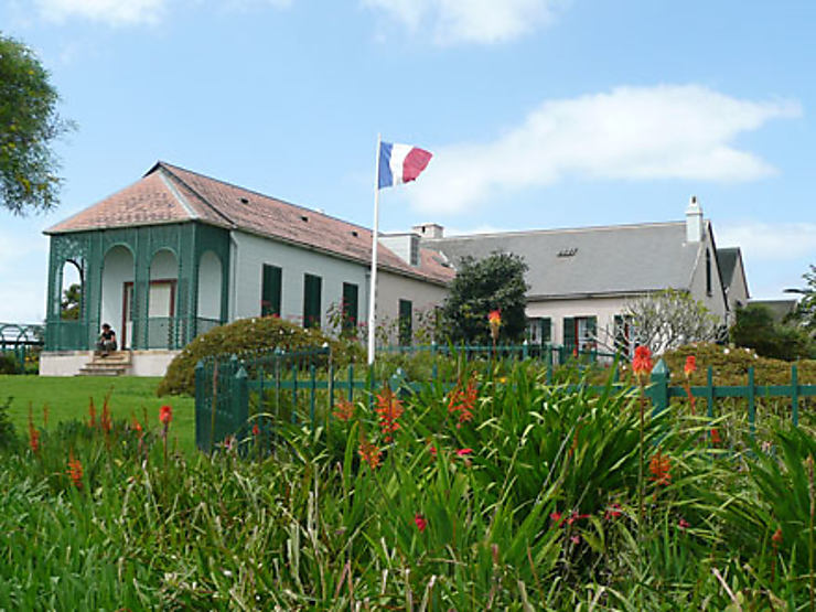 Longwood : la maison-prison de Napoléon