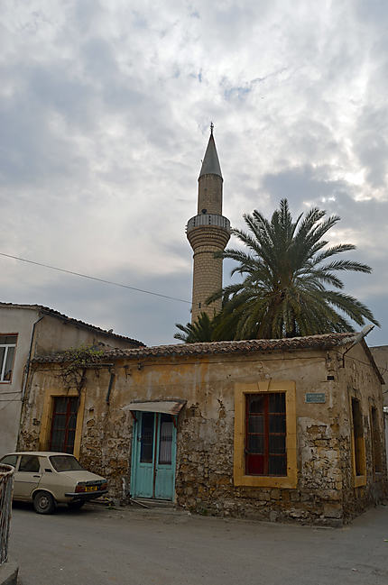 Nicosie Partie turque