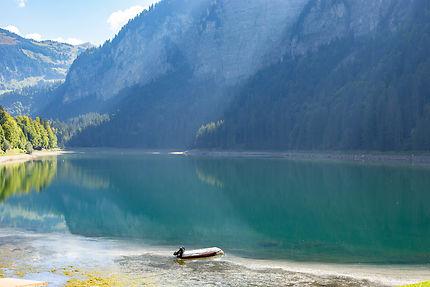 Lac de Montriond - Haute-Savoie