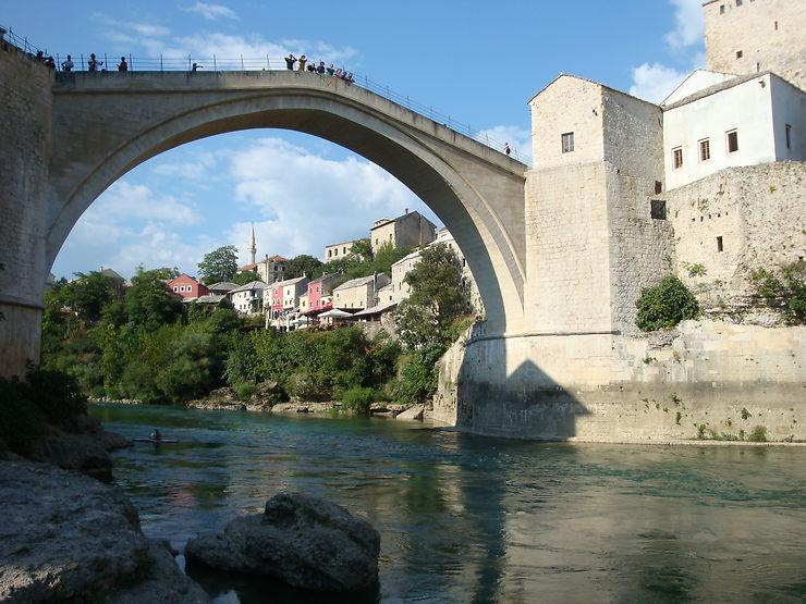 Pont de Mostar, Bosnie-Herzégovine