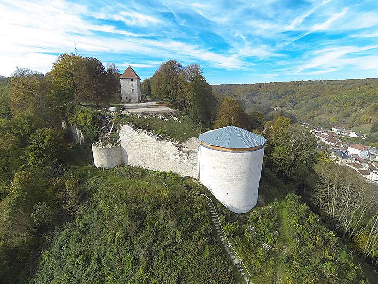 Vignory (Haute-Marne)