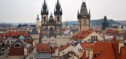 Compte-rendu de voyage à Prague