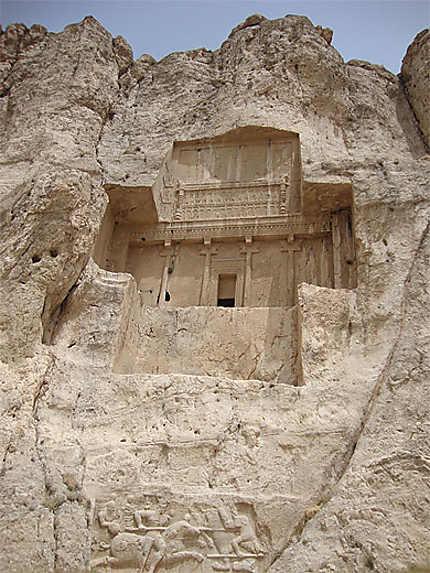 Tombe de Artaxerxès Ier