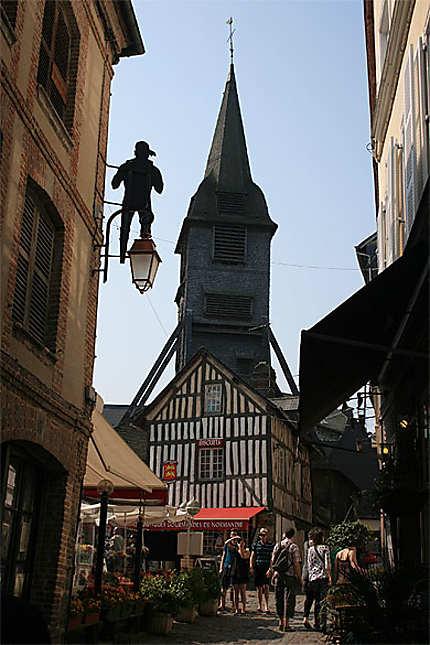 Clocher d'Honfleur