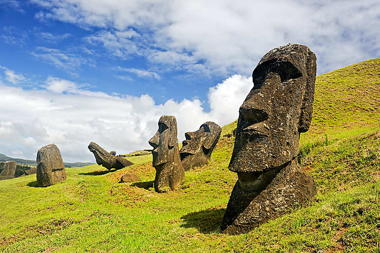 Île de Pâques, la mystérieuse Rapa Nui
