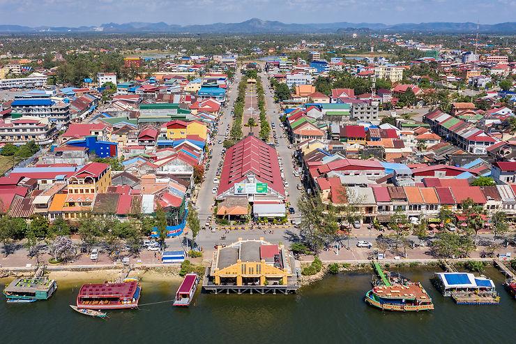 Cambodge : Kampot, la capitale du poivre