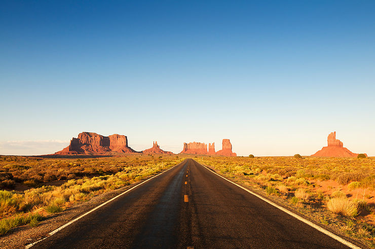 Grand Canyon et Monument Valley