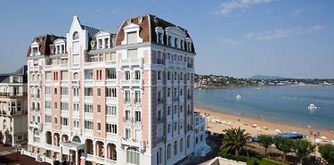 Hôtels 5* au Pays-Basque à -70%