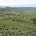 Paysage près de Garni