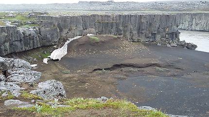Islande, terre à l'état brut dans le nord