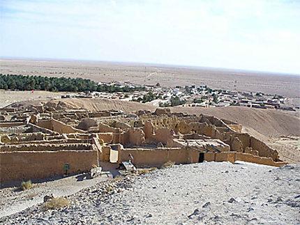 Ancienne ville de Chebika