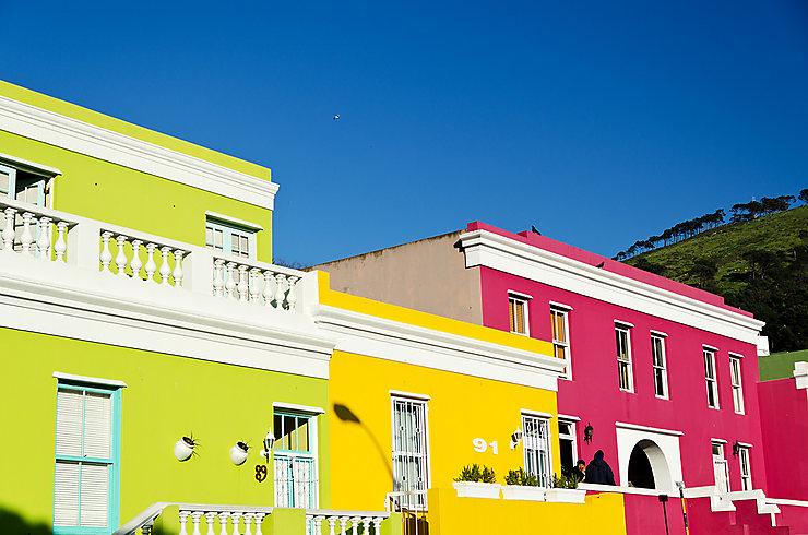 Le Cap, aux couleurs de la nouvelle Afrique du Sud