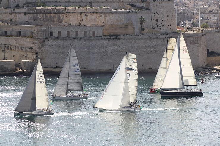 Rolex Middle Sea Race à La Valette