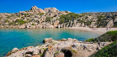 Le Nord de la Sardaigne et la Costa Smeralda