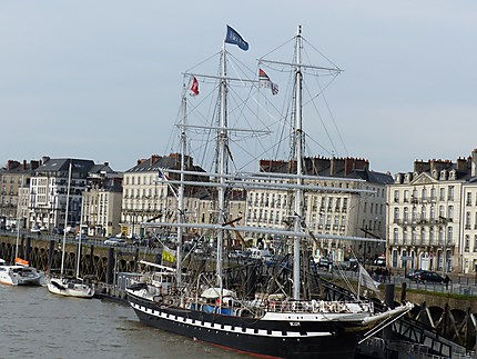 Voilier à Nantes