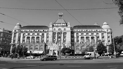 Palace Gellert à Budapest