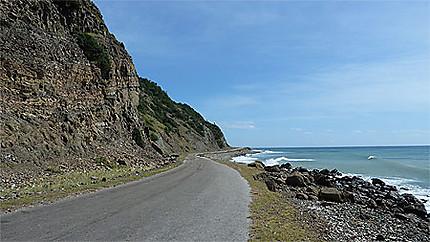 Route Pilon Santiago