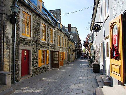 """Quartier """"Petit Champlain"""", Québec"""