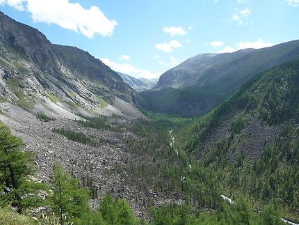 Vallée de la Tekeliu