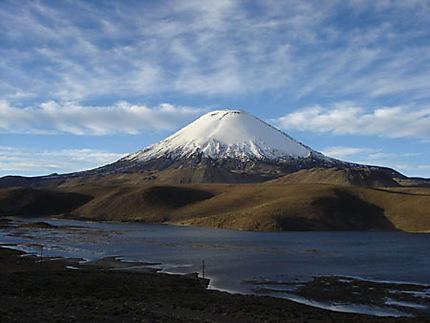 Parinacota et Lac Chungará