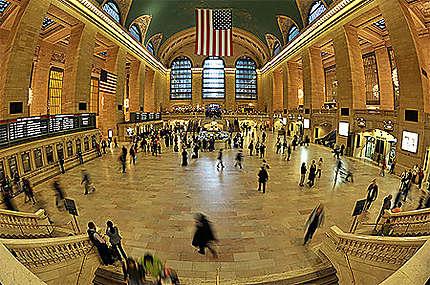 Le Hall de Grand Central