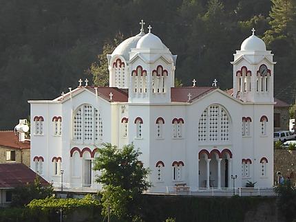 Eglise Orthodoxe à Chypre