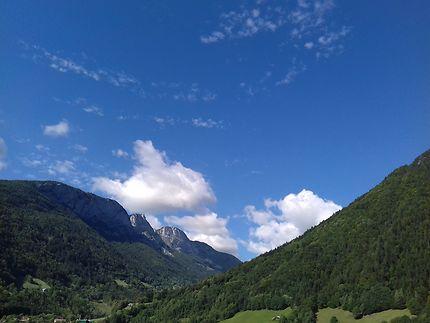 En haute Savoie à Thônes
