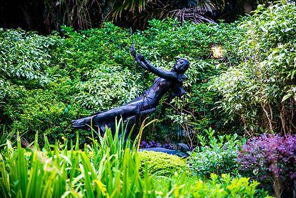 Grace aux Botanic Gardens