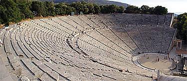 Site archéologique d'Épidaure