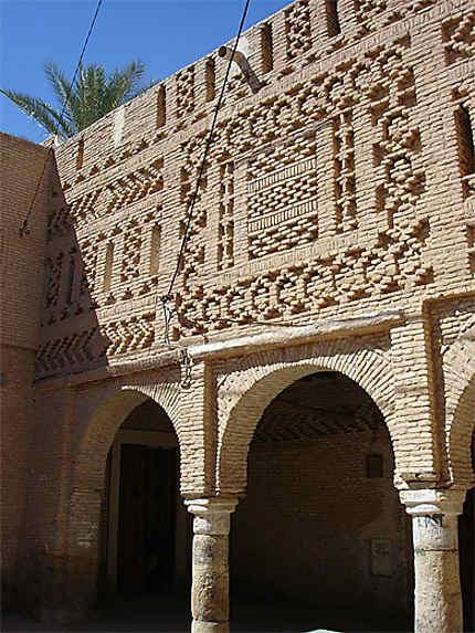 Architecture traditionnelle de Tozeur