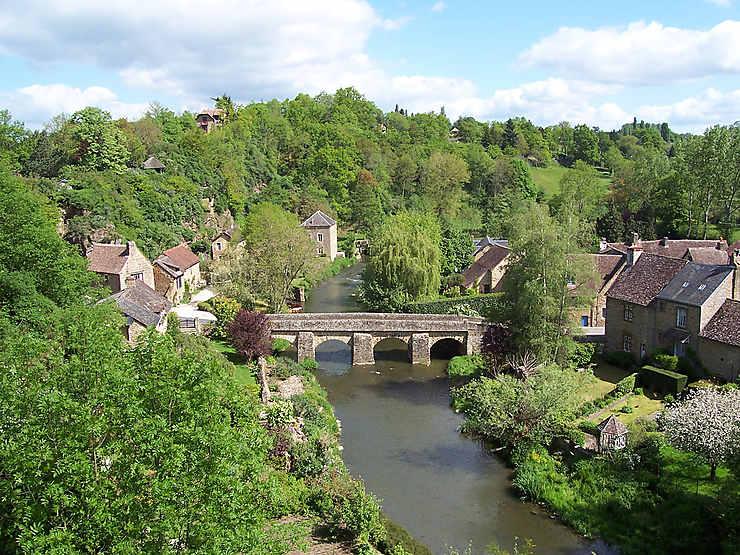 Saint-Cénéri-le-Gérei (Orne)