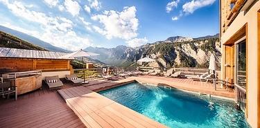 Hôtels 5* dans les Alpes à -70%