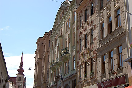 Rue Minoritskaïa