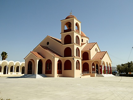 Eglise Orthodoxe à Chypre