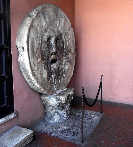 La bocca della Verità, Rome
