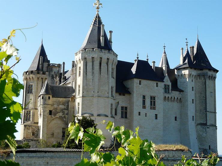 Château de Saumur, Pays-de-la-Loire
