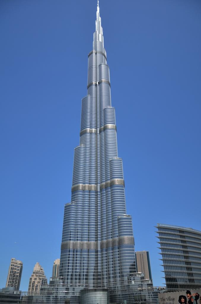 Burj Khalifa - Dubaï