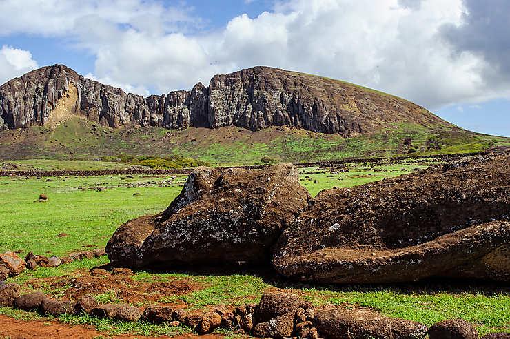 Le dernier mystère de l'île de Pâques