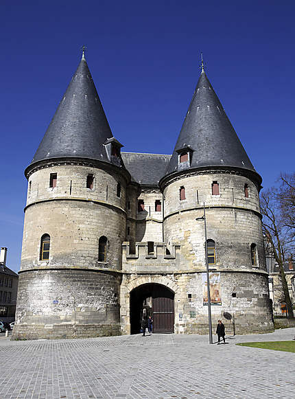Ancien palais épiscopal, Beauvais