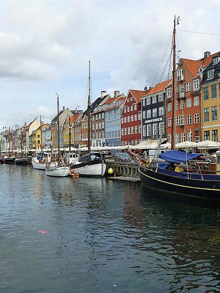 L'emblème de Copenhague