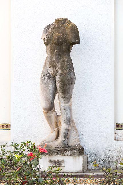 Alger - Musée Beaux Arts - Corps de femme
