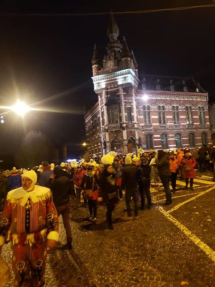 Carnaval à Morlanwelz