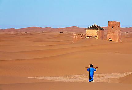 The Berber's nostalgia