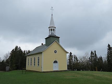 Église anglicane St-Peter au Parc Forillon