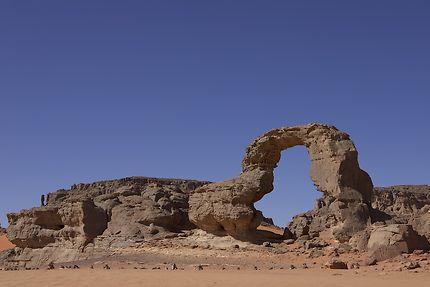 Arche dans la Tadrart, Algérie