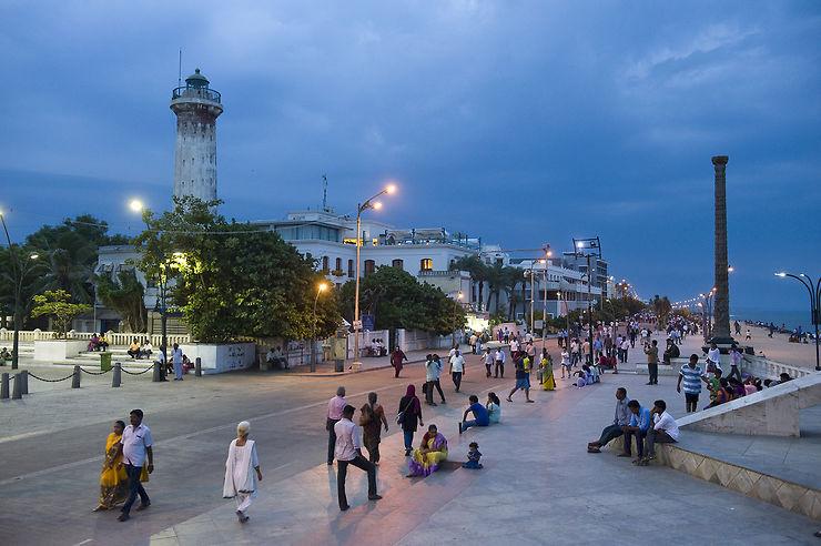 Balades dans Pondichéry