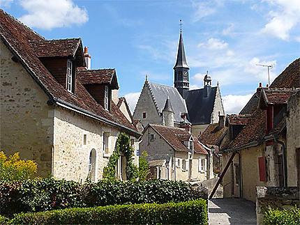 Village De Montrésor Village Montrésor Indre Et Loire