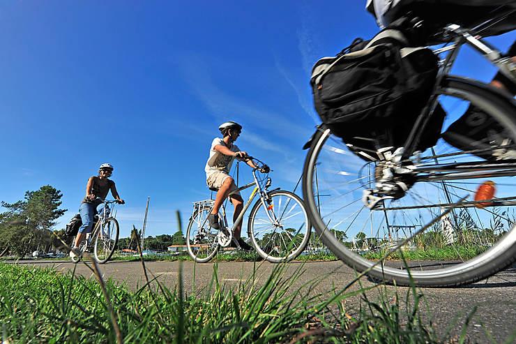 La Vélodyssée : l'Atlantique à vélo avec le Routard