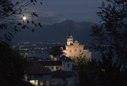 Locarno, mont sacré de la Madonna del Sasso